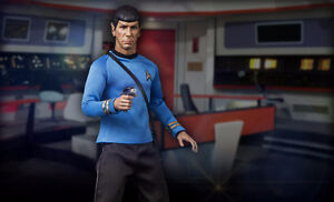 1/12TH SCALE SPOCK FIGURE London Ontario image 1