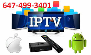 IPTV Subscription ***ALL Servers --- FREE Trials available****