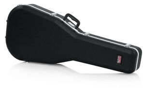 Gator Cases Deluxe ABS Classical Guitar Case (Plastic)