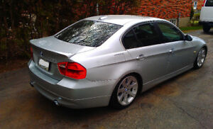 BMW RIMS WITH HANKOOK WINTER TIRES