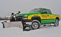 Snow Clearing Positions leading to full time landscaping