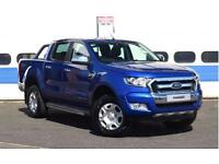 Ford Ranger 2.2TDCi Limited Double Cab
