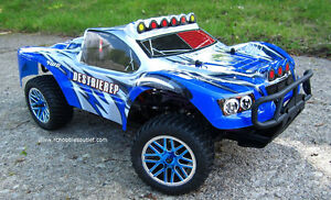 New RC Truck Brushless Electric Short Course LIPO 4WD 2.4G
