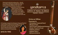 Kathak Classical Dance Classes In Barrhaven
