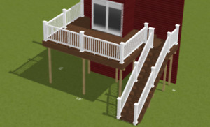 Looking for a deck installer