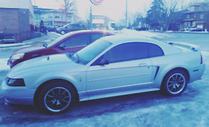 MODDED 01 Ford Mustang