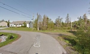 QUISPAMSIS LOT FOR ONLY $39900.  NEWER HOMES IN THE AREA.