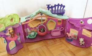 terrain de jeux LPS PET SHOP