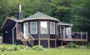 4 Season Cottage for Sale in Cheneville Quebec $113,500