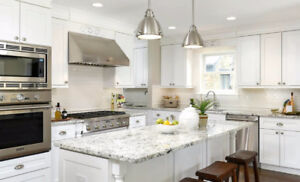 100% Maple Cabinet 50% OFF*Granite/Quartz Countertop From $45/SF