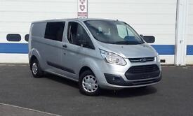 Ford Transit Custom Trend 2.0 130ps Double Cab