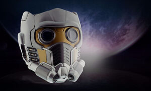 Marvel :Star-Lord Helmet 1:1 Scale Edition Size : 750 worldwide