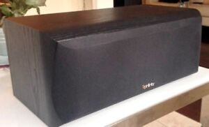 Infinity Primus C25 Center Channel Speaker. Mint.