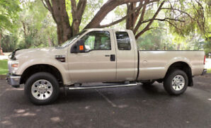 2008 Ford F-350 Diesel Lariat Long Box