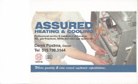 ASSURED HEATING AND COOLING  -  UPGRADING FAC/C/A