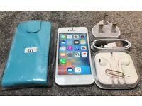 iPhone 5 16GB White colour unlock any network! Working prefct!