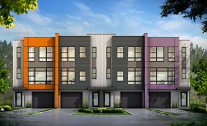 Brand New Contemporary Townhomes in One at Keswick for sale!