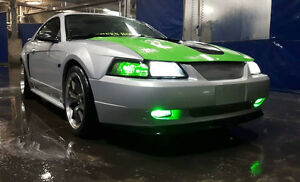 2002 Ford Mustang GT Coupe