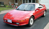 1993 Toyota MR2 Show Condition Turbo 345 RWHP
