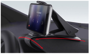 Universal Cellphone and GPS Holder