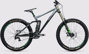 2017 CUBE Two15 HPA Race - Black/Green [NEW] * MUST GO! *