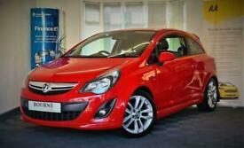 image for 2013 Vauxhall Corsa 1.4 SRI 3d 98 BHP Hatchback Petrol Manual