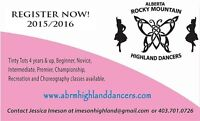 Highland Dance Lessons / NW Calgary