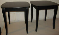 2 very Nice Matching Ikea End Tables