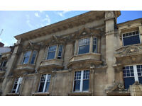 Fabulous period office, self contained