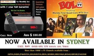 Bol TV (HD) World's Fastest Internet Protocol TV, + 1000 Channels Parramatta Parramatta Area Preview