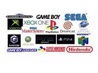 WANTED: snes,nes,Gameboy,gamecube Nintendo 64 Megadrive Dreamcast Original xbox consoles and games .
