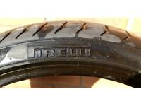 Pirelli Run flat tyre
