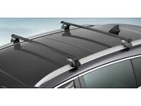 Kia Sportage roofbars, genuine Kia parts