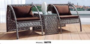 Bistro Patio Set 9275 CLEARANCE 25% OFF
