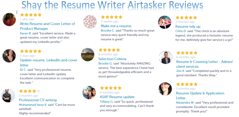 Professional Resume Writing Services /