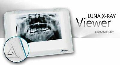 Hishine Luna Wall Desk Mounting Dental X-ray Film Reader View Box Led Light