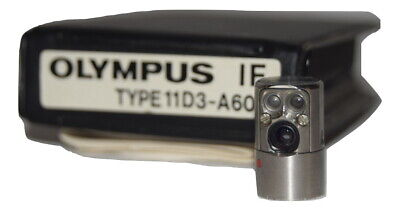 Olympus Industrial Fiberscope If 11d3-a60s If Optical Tip Adapter