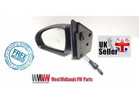 SMART FORTWO 2007-2014 Door Wing Mirror Cable LH Left Passenger Side