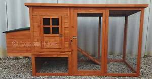 FREE DELIVERY BRAND NEW ASSEMBLED RABBIT CHOOK HEN CHICKEN COOP Kenwick Gosnells Area Preview