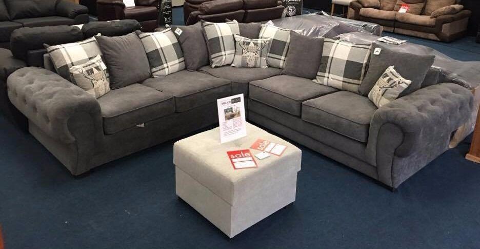 Exceptionnel Verona Sofa Suites 3+2 Sofa Set / Corner Sofa / Armchair / Footstool