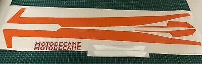stickers autocollants motobecane mobyx x1