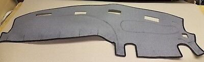 1998-1999-2000-2001 DODGE RAM TRUCK 1500,2500, DASH COVER CHARCOAL GREY POLYCARP