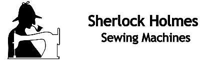 Sherlock Holmes Sewing Machines