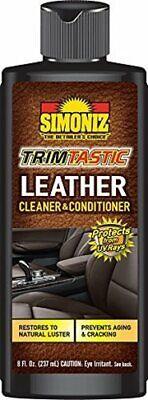 Simoniz S86 TrimTastic Leather Cleaner and Conditioner - 8 oz.