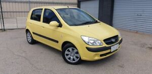 2008 HYUNDAI Getz S Holden Hill Tea Tree Gully Area Preview