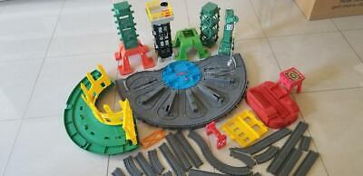 Thomas and Friends Super Station, multi-system train set with over 35 feet of