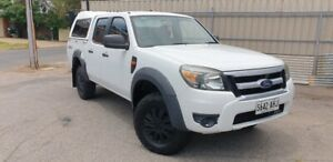 2010 Ford Ranger XL (4x4) Holden Hill Tea Tree Gully Area Preview