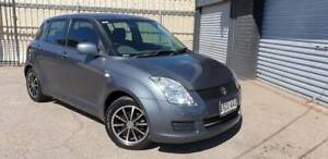 2008 Suzuki Swift S Automatic Hatchback Holden Hill Tea Tree Gully Area Preview