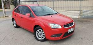 2008 Ford Focus CL Automatic Hatchback Holden Hill Tea Tree Gully Area Preview