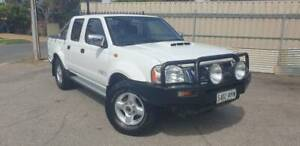 2010 Nissan Navara ST-R Manual Ute Holden Hill Tea Tree Gully Area Preview
